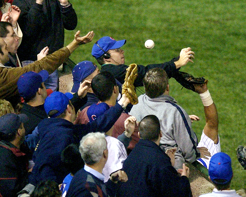 2003 NLCS: Marlins over Cubs