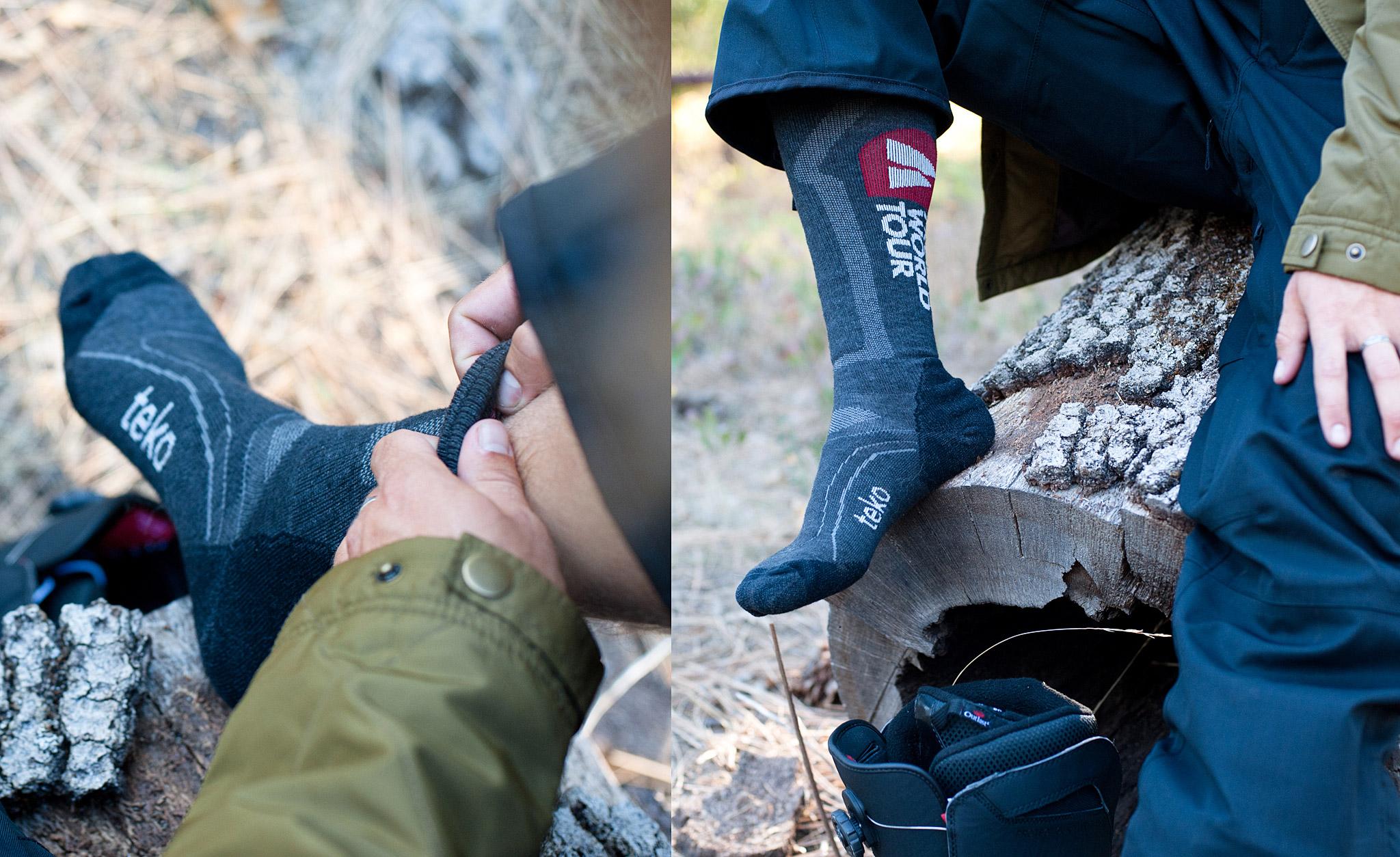 Teko: SIN3RGI Socks