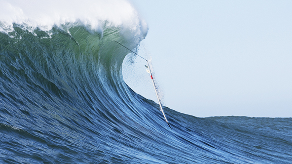 Write a good caption, win a Pearson Arrow surfboard. You don't even have to use spell check.