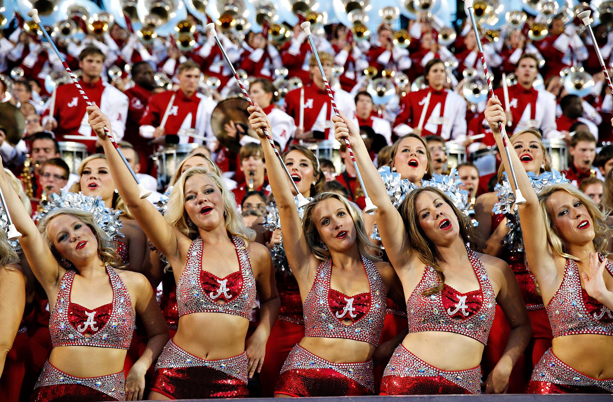 Alabama Crimsonettes