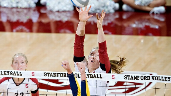 Carly Wopat has put together a stellar season for a Stanford team playing with a collective heavy heart.
