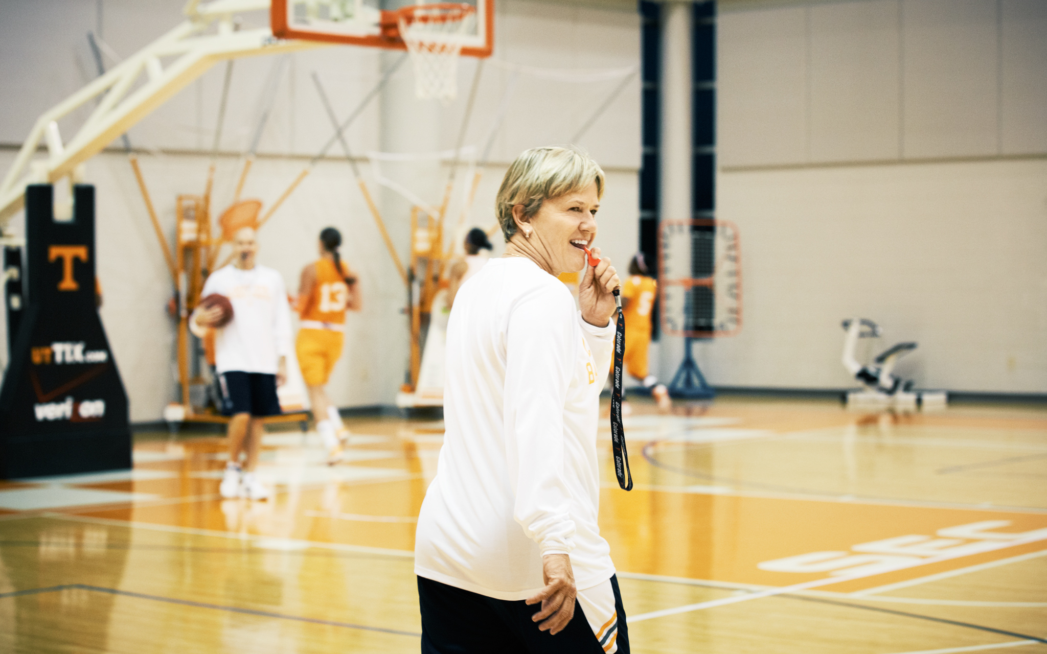 Lady Vols Basketball