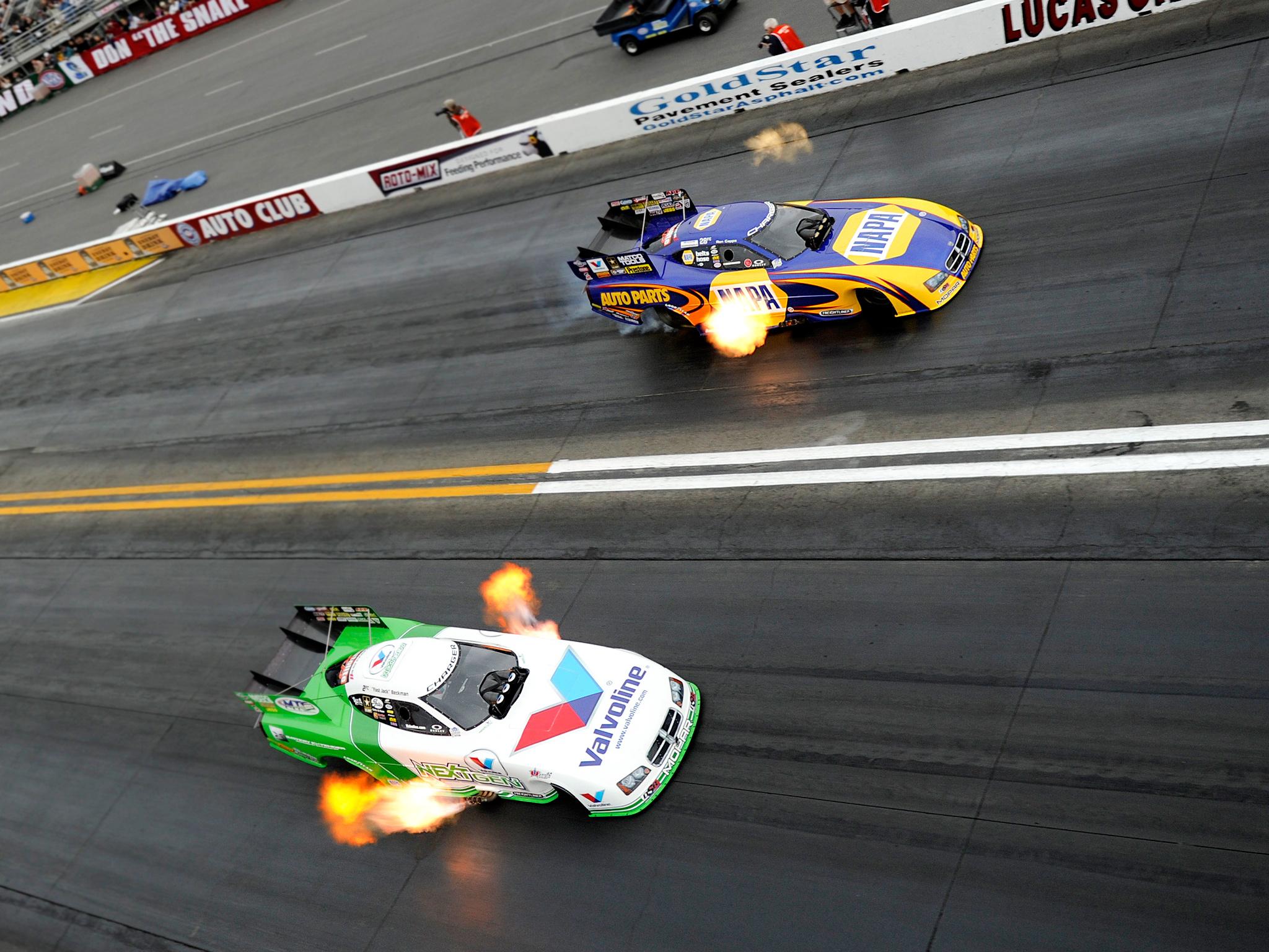 Funny Car championship