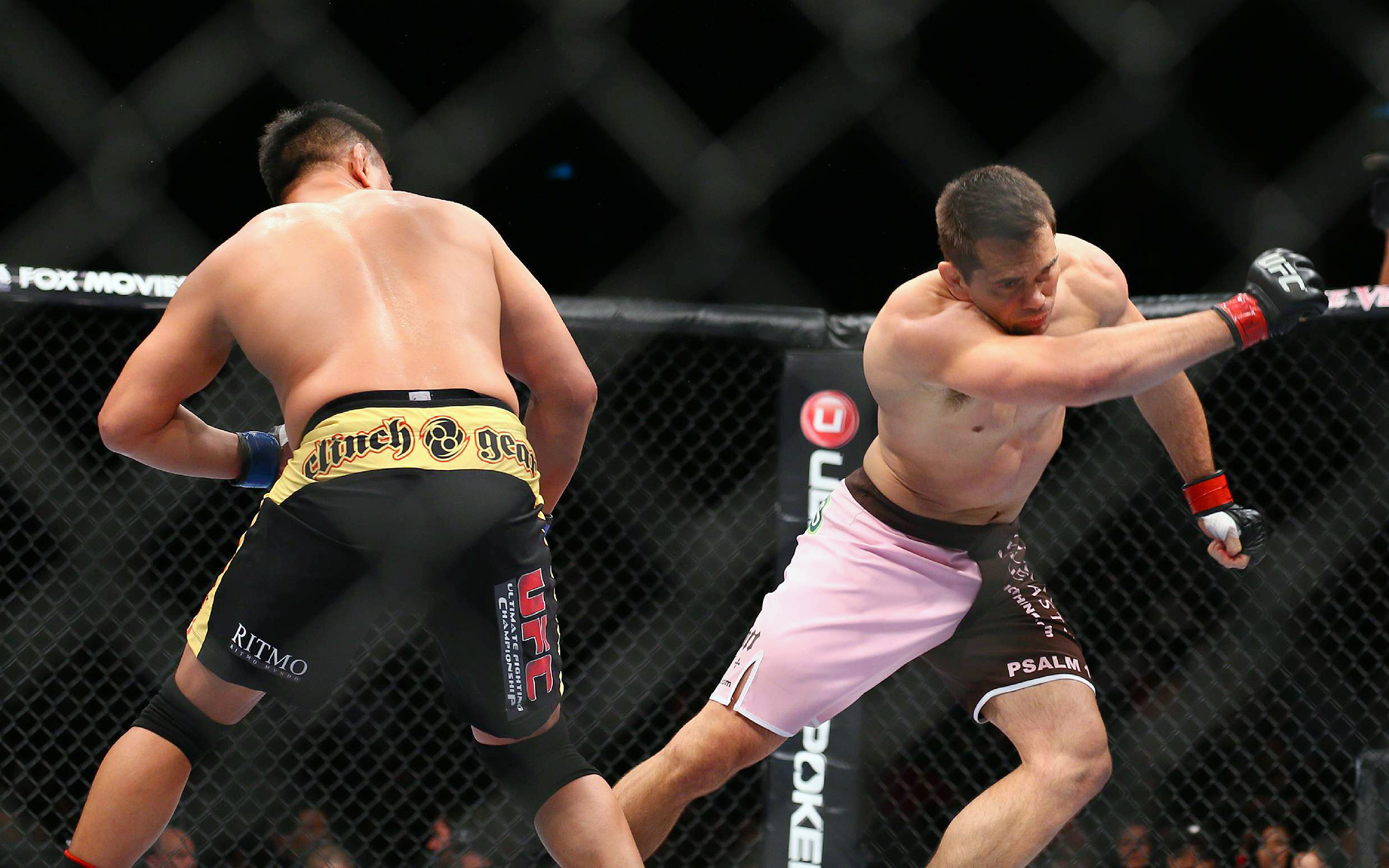 Rich Franklin vs. Cung Le