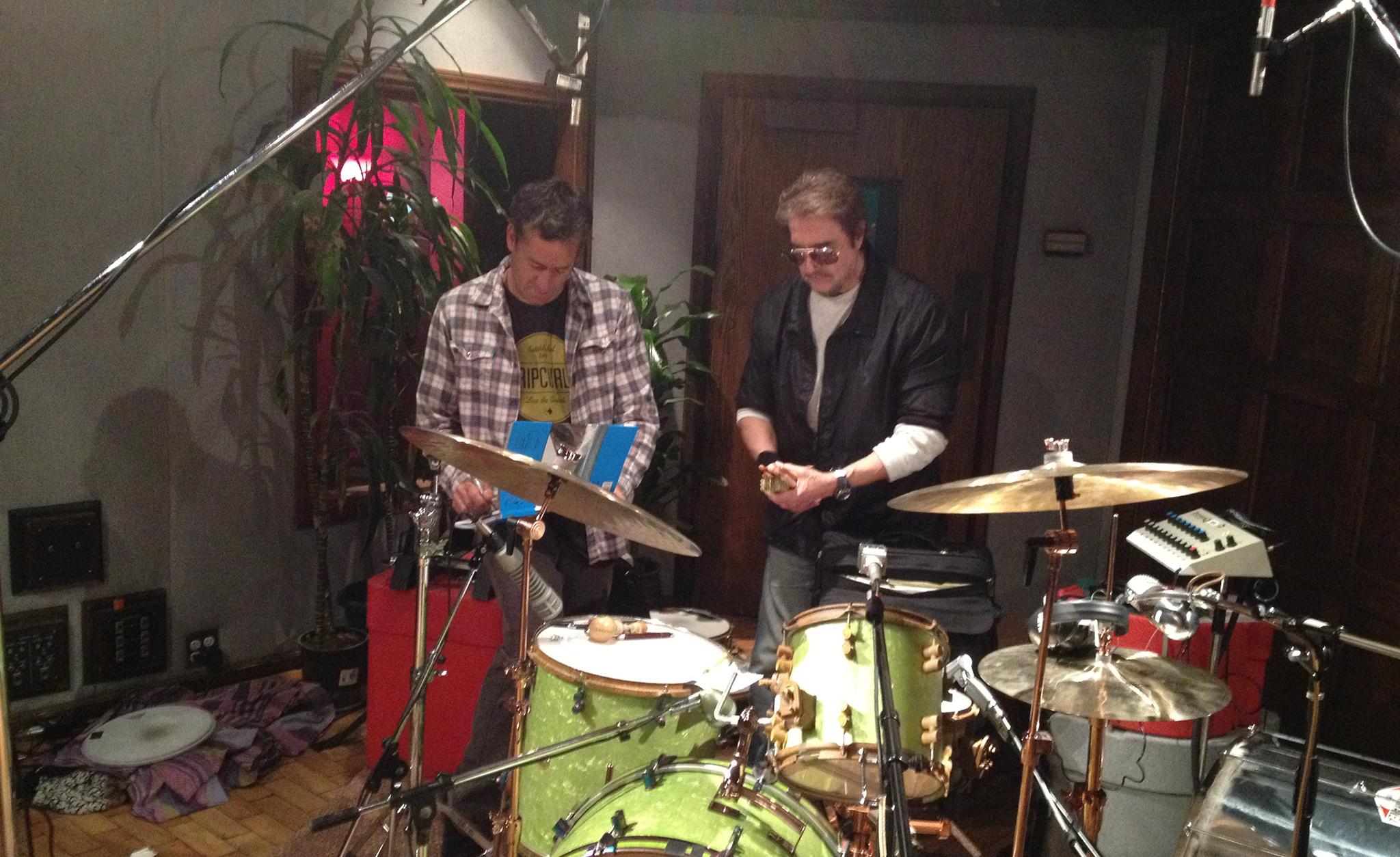 Tom Curren and Jim Keltner