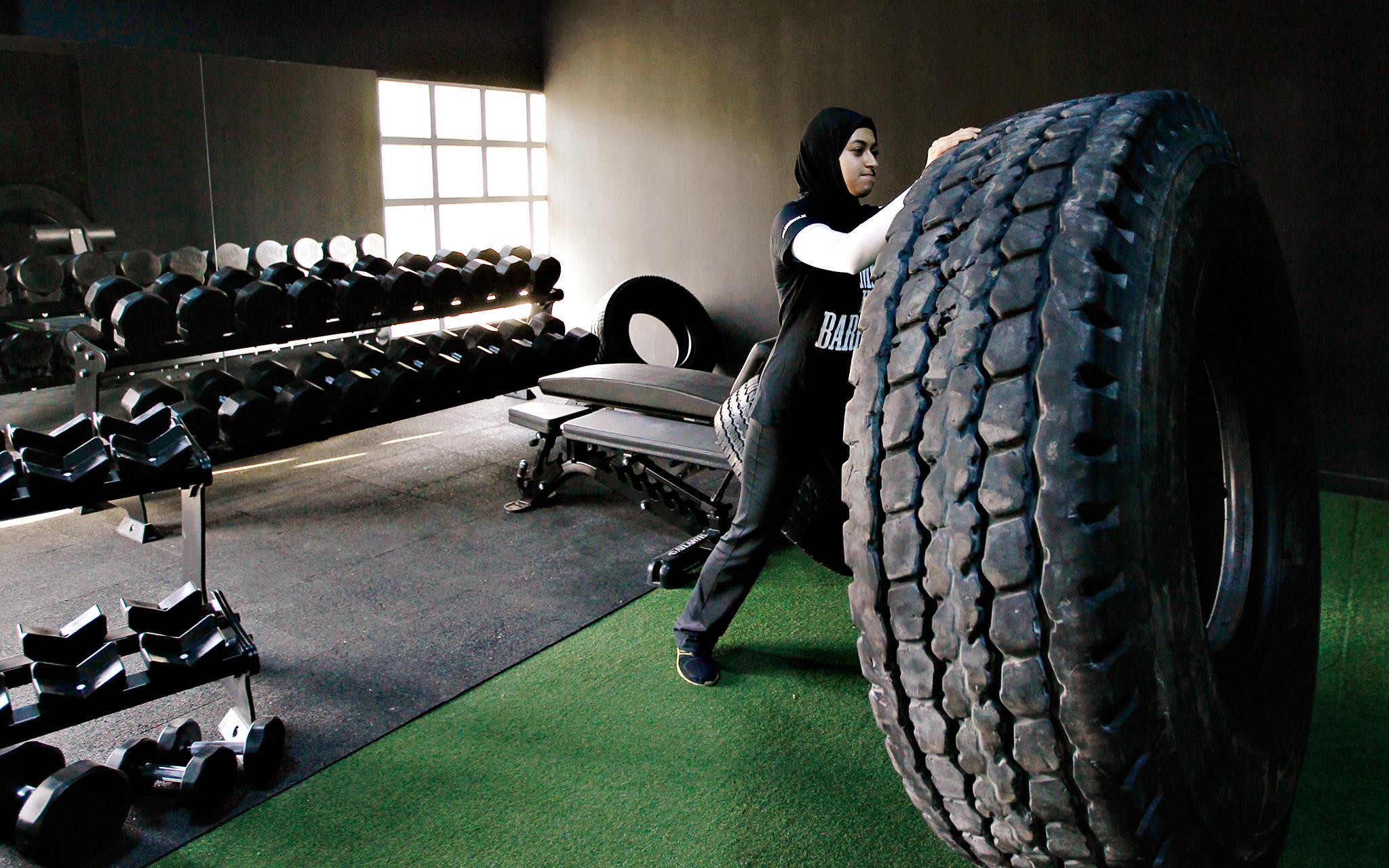 Amna Al Haddad