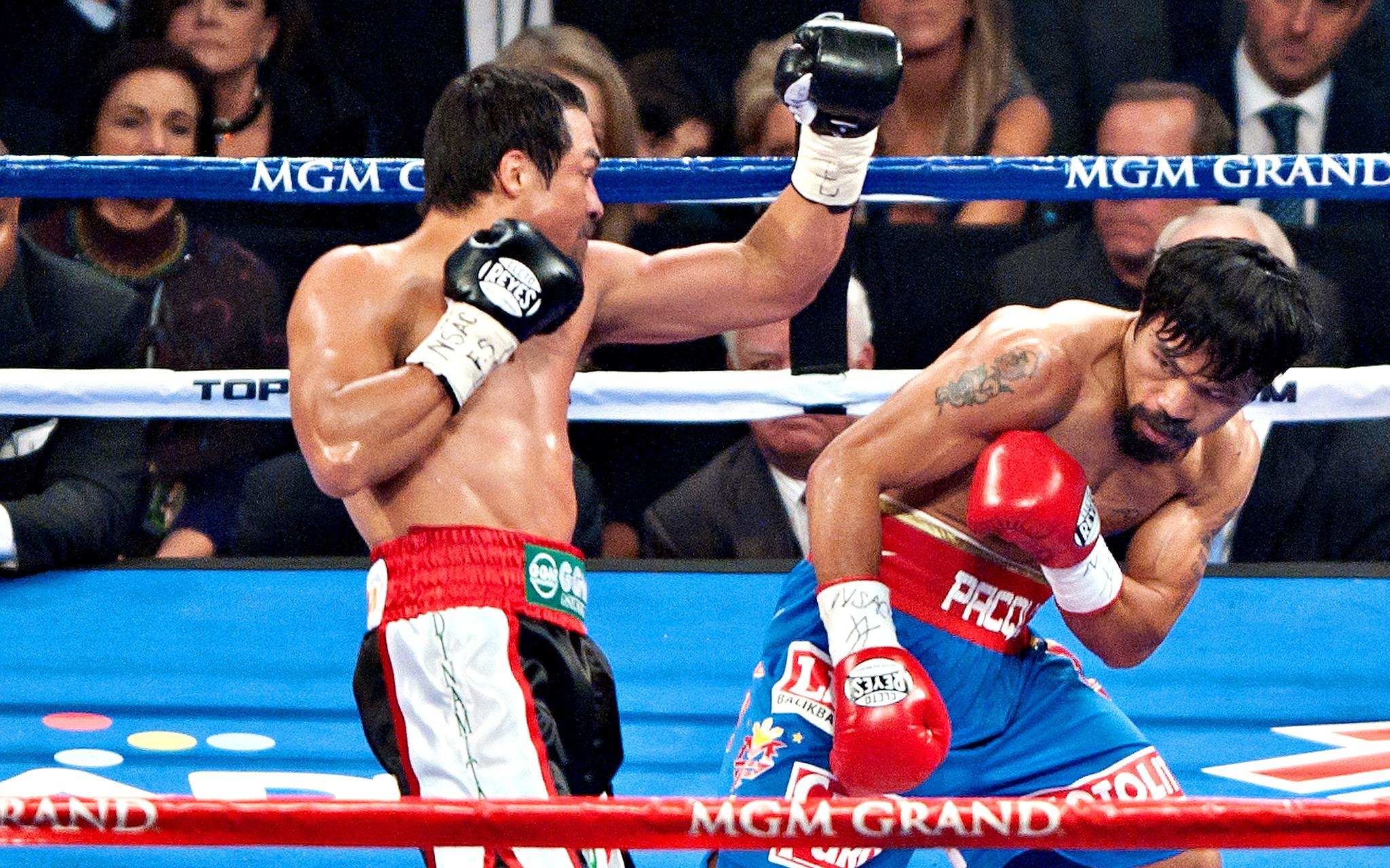 Pacquiao vs. Marquez III
