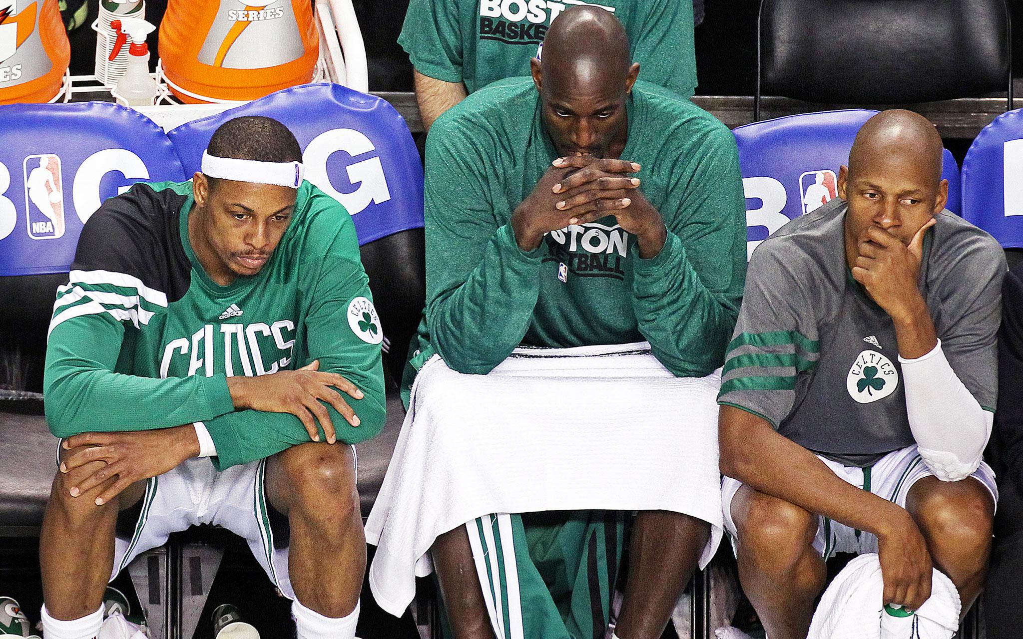 4. Celtics Get LeBronned