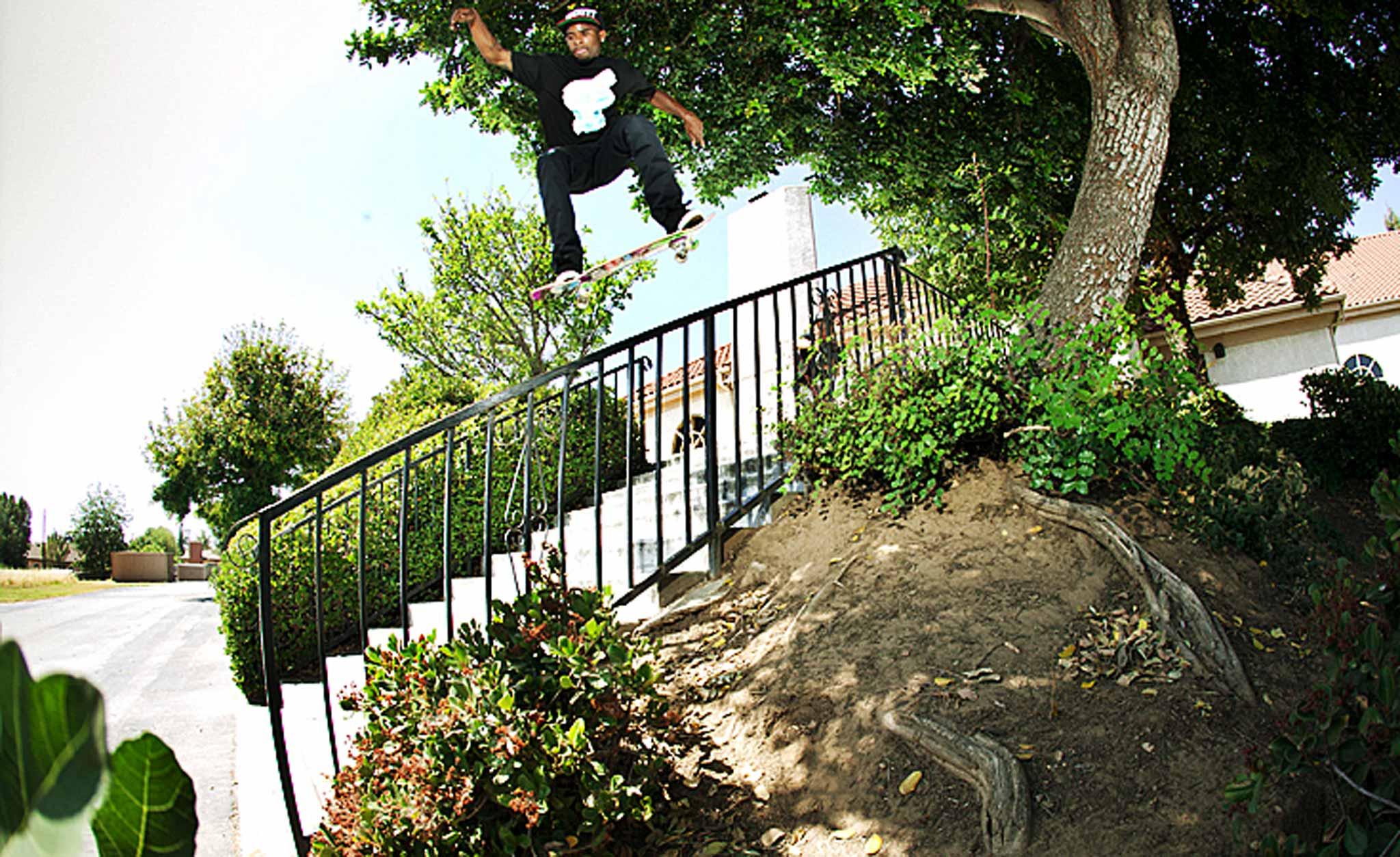 Derrick Wilson, Lipslide