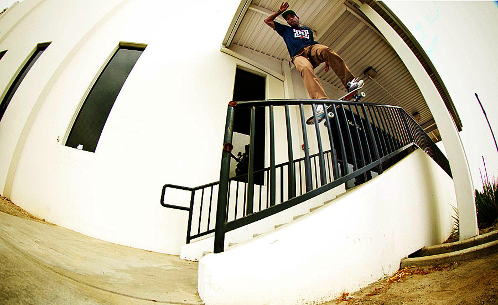 Derrick Wilson, Smith Grind