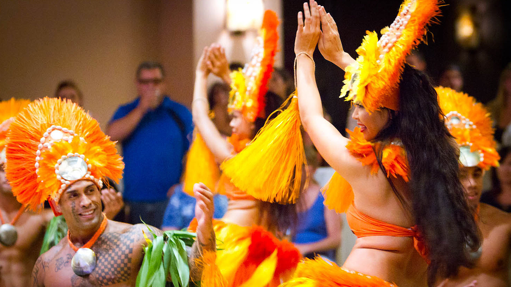 Polynesian Purpose