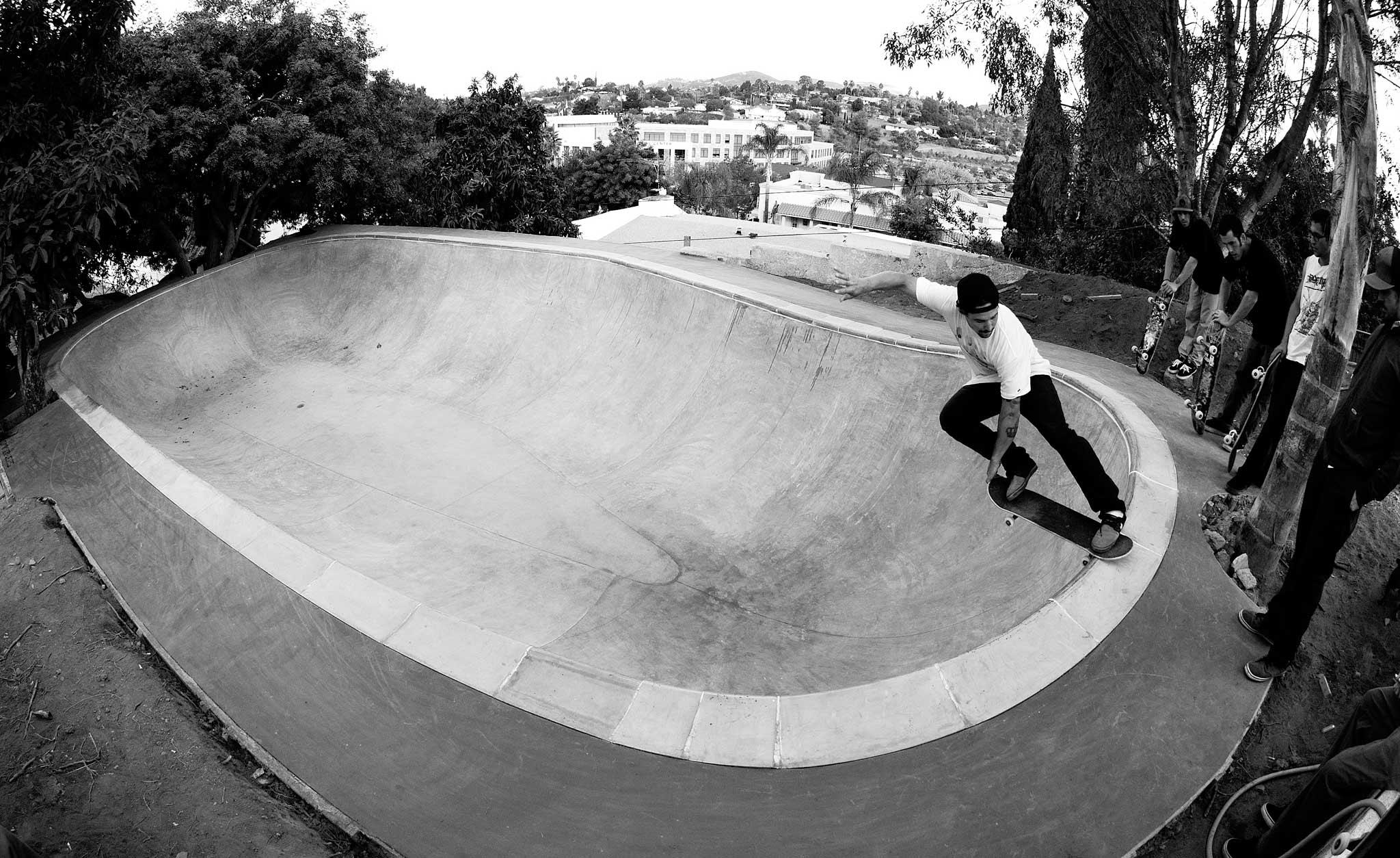 Jordan Hoffart, Crail Slide