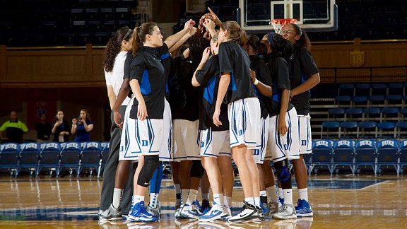 Duke started off the New Year with two wins in conference play, over N.C. State and Boston College.