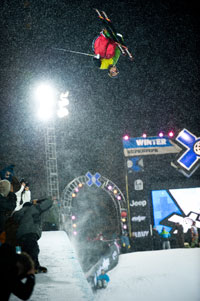 The last time Tanner Hall competed in an X Games event was in 2009.