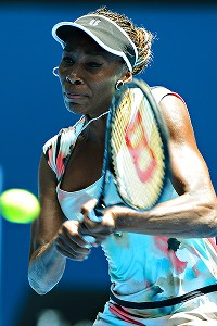 Venus Williams holds a 4-3 career edge against Maria Sharapova, but the two have met only once since 2009, an easy win for the Russian.