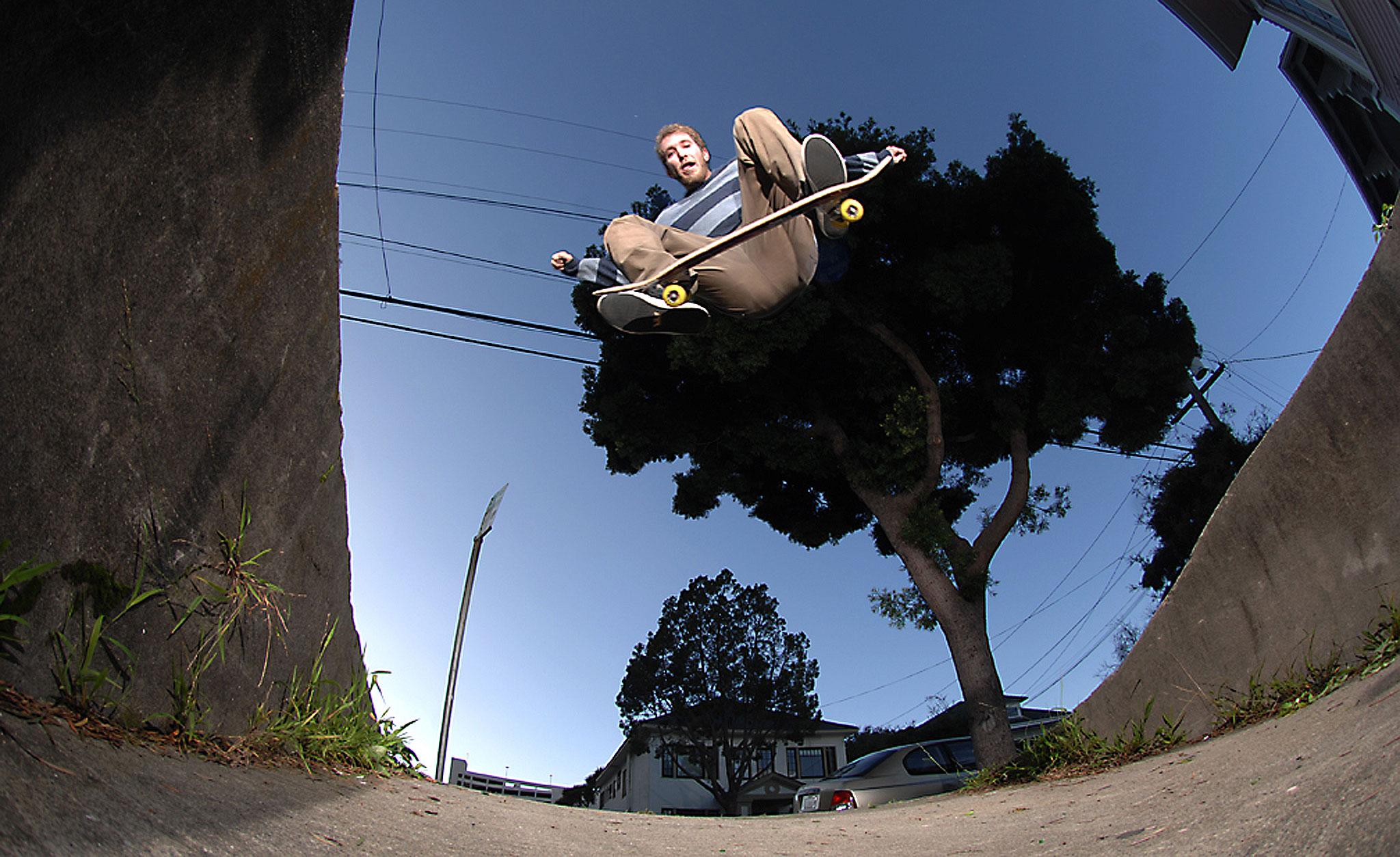 Greg Millions, Kickflip