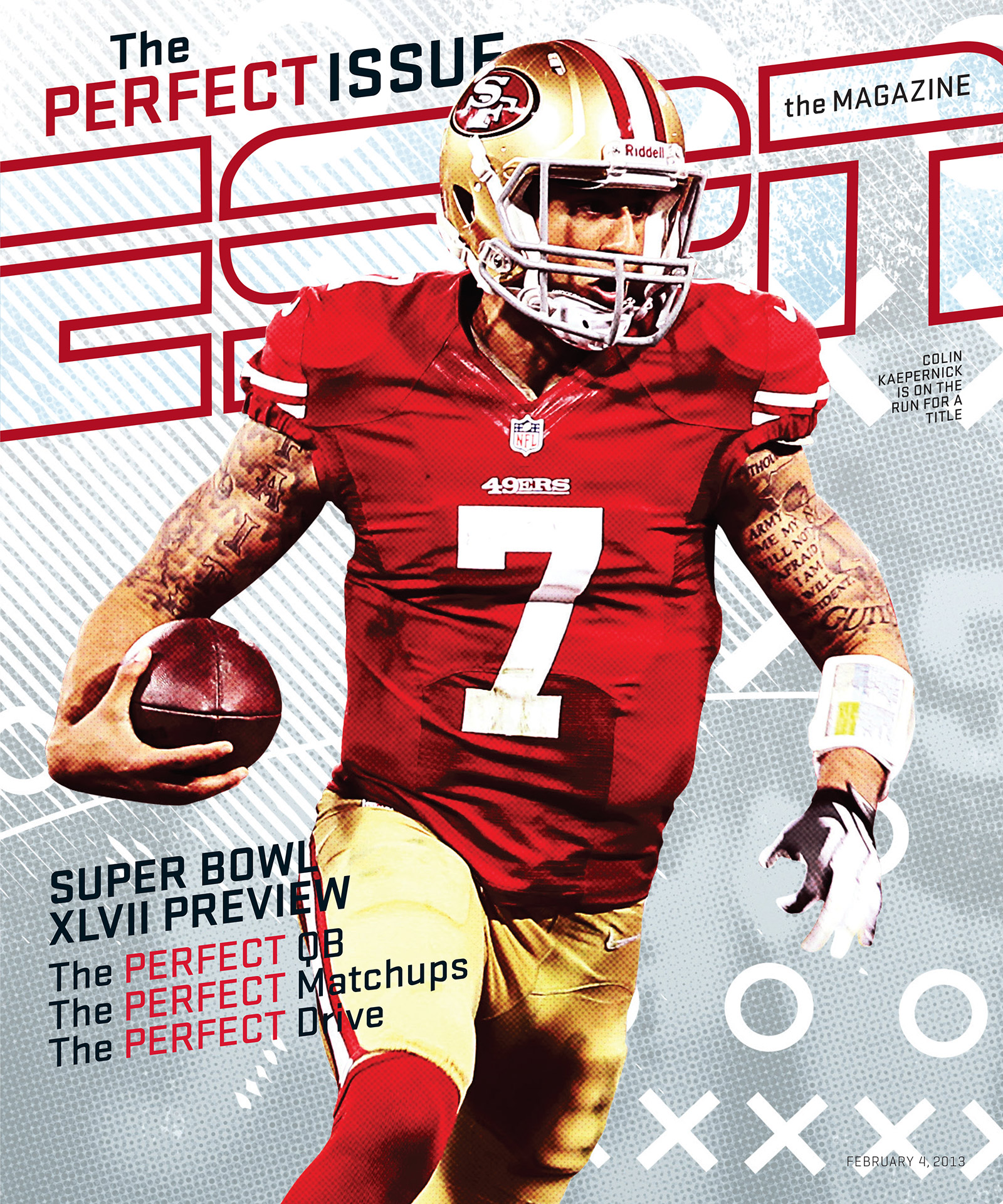 ESPN The Magazine's Perfect Issue