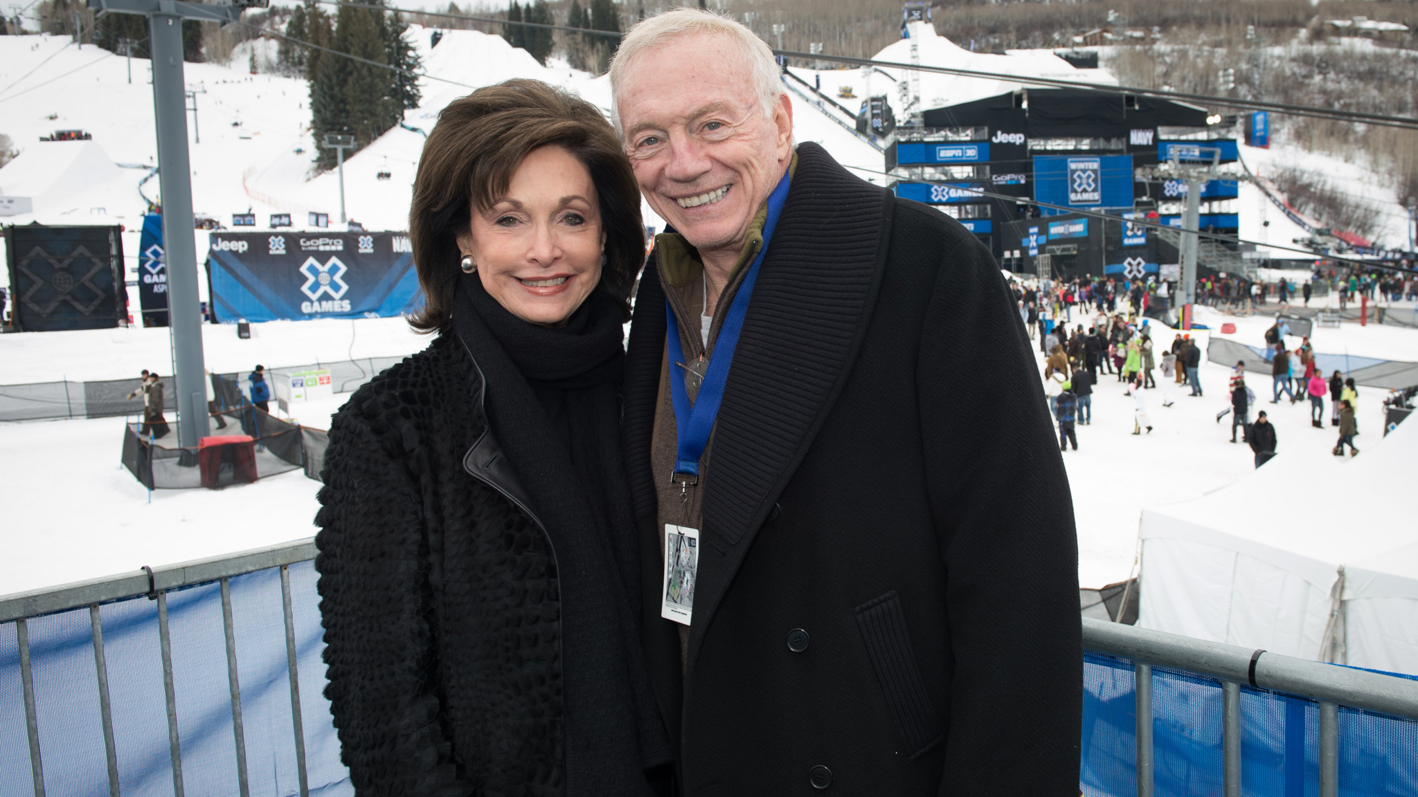 Gene & Jerry Jones