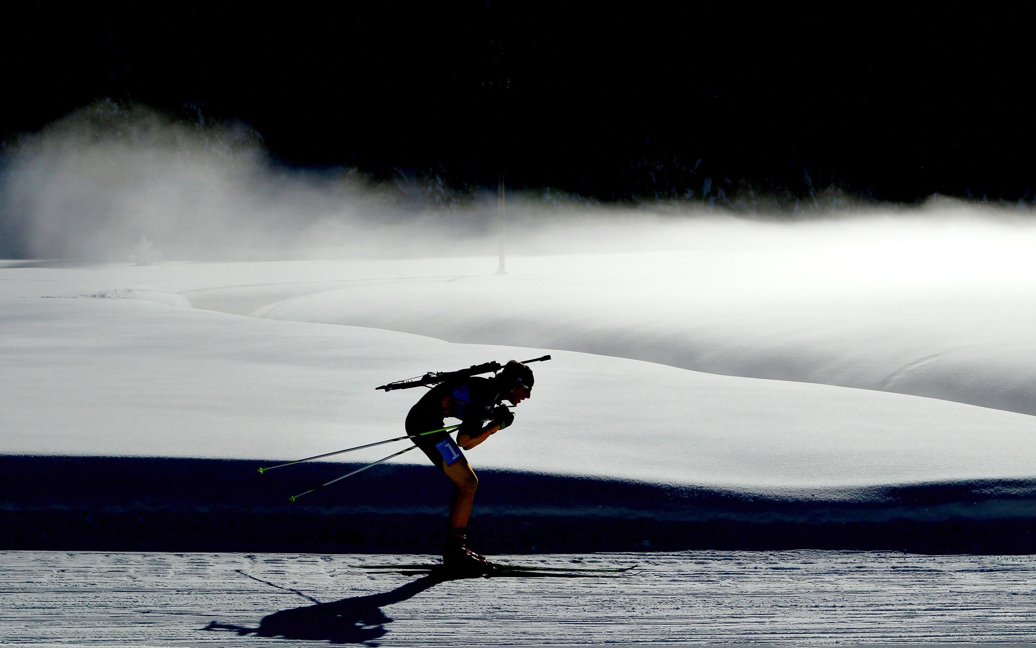 Franziska Preuss, Biathlon