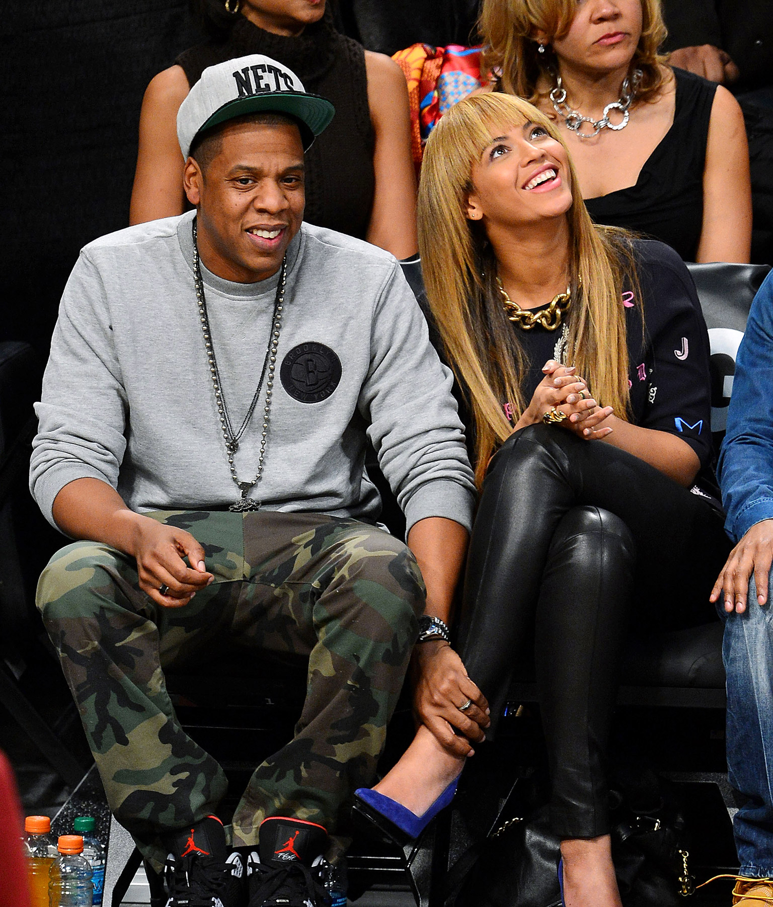Will Jay-Z be in Big Easy?