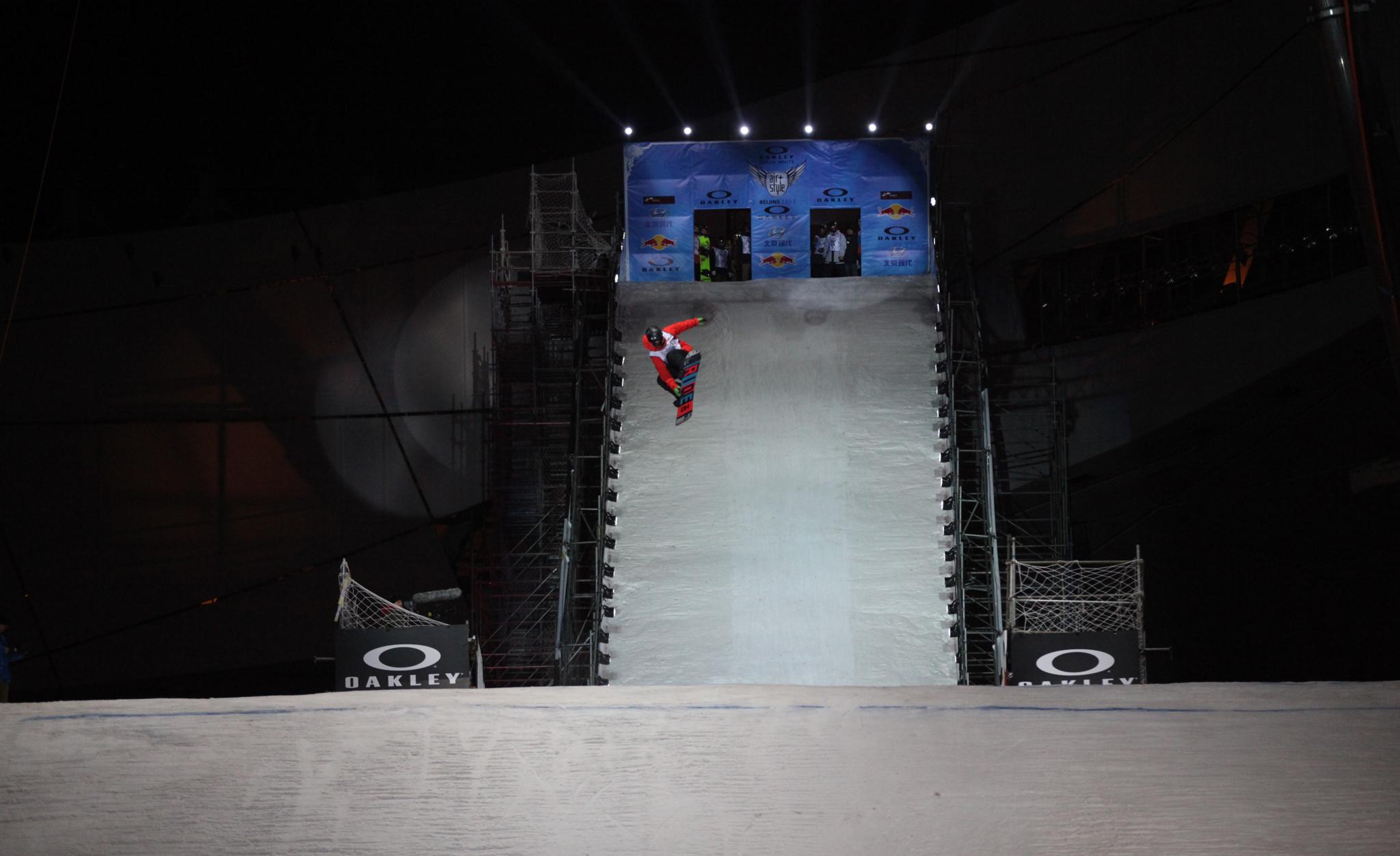 December 2012, Beijingbr Winner: Yuki Kadono