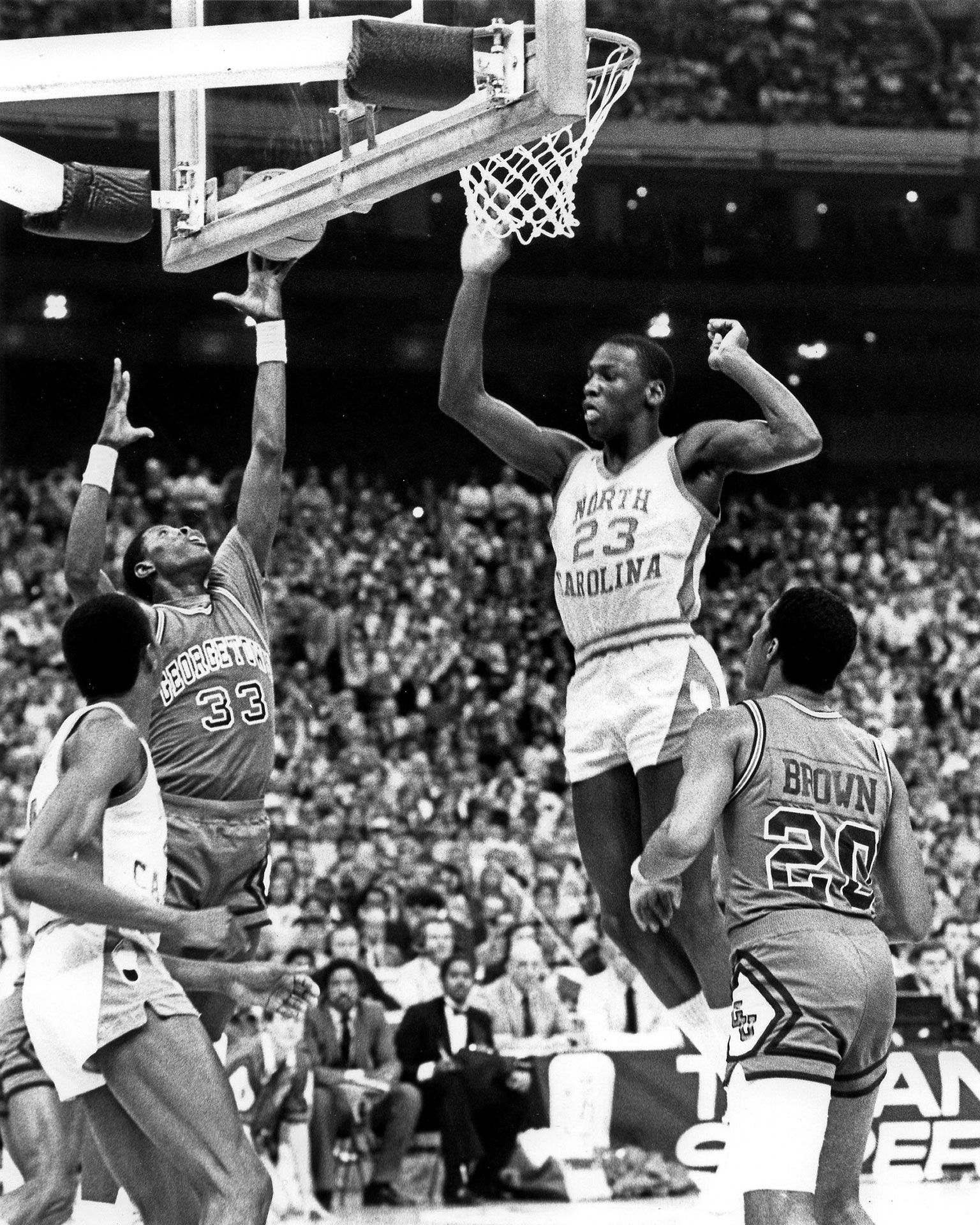 No. 10: NCAA Title - Michael Jordan 50 Greatest Moments - ESPN