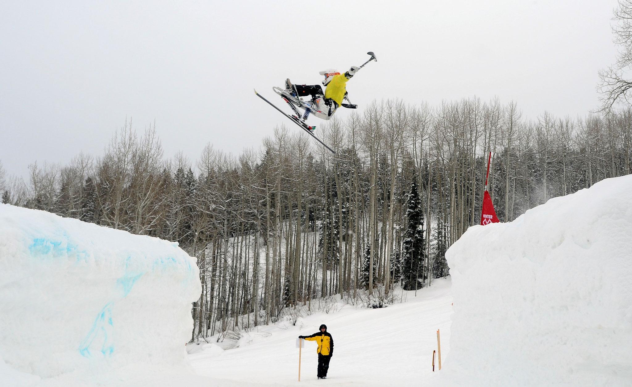 Mono Skier X