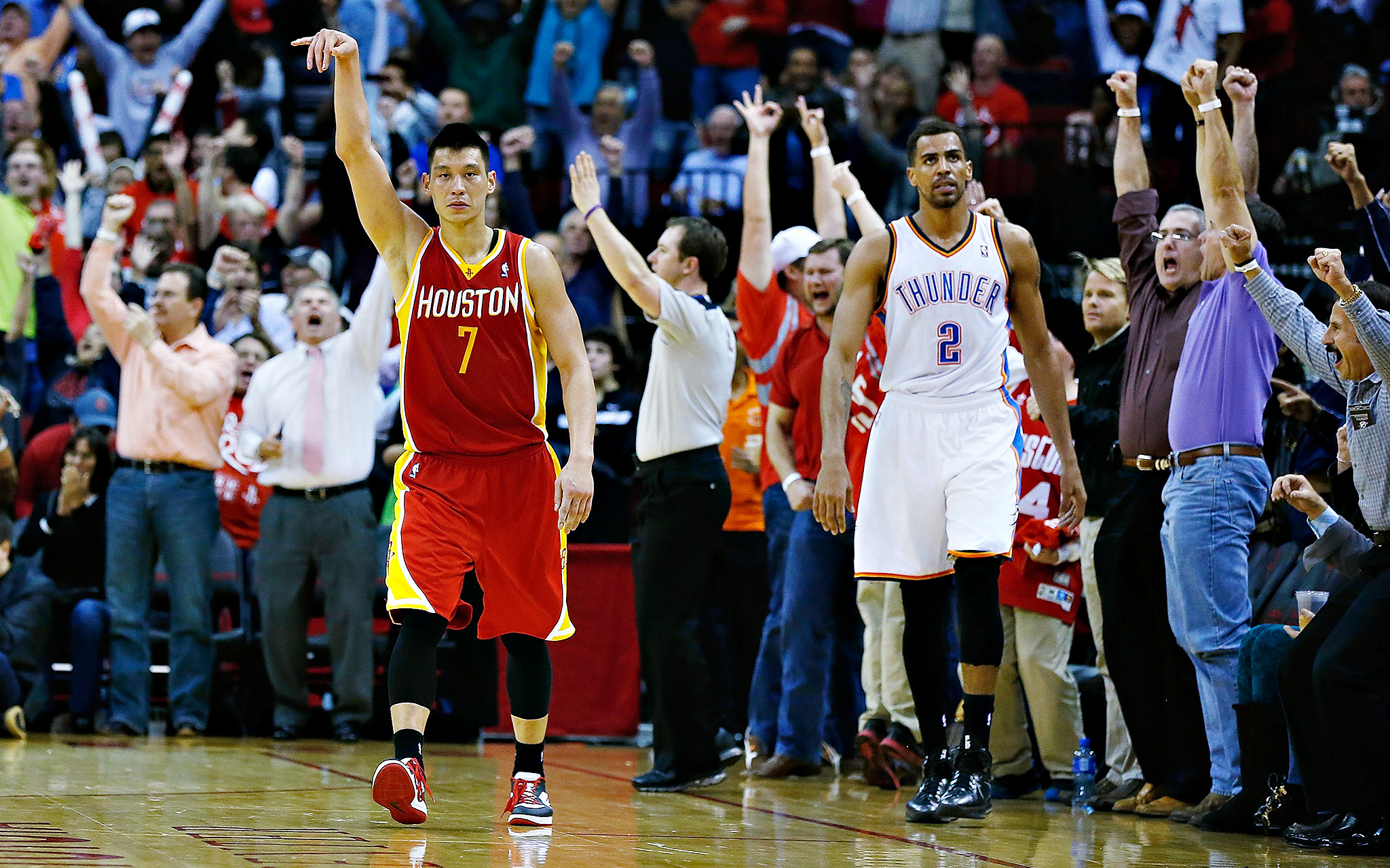 Win For Lin