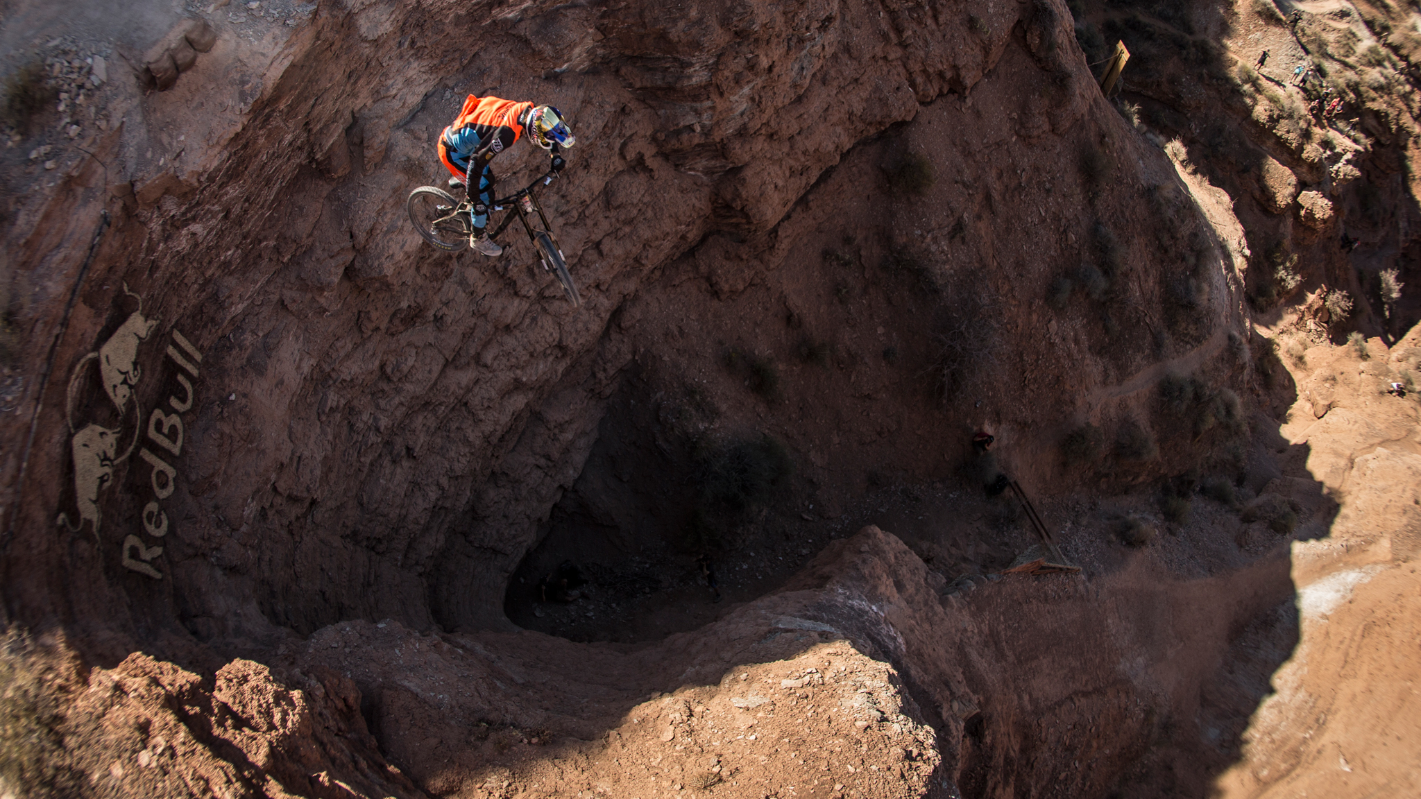 We've never had this big of a spotlight for our sport before, says Brandon Semenuk, the FMB World Tour 2012 champ.