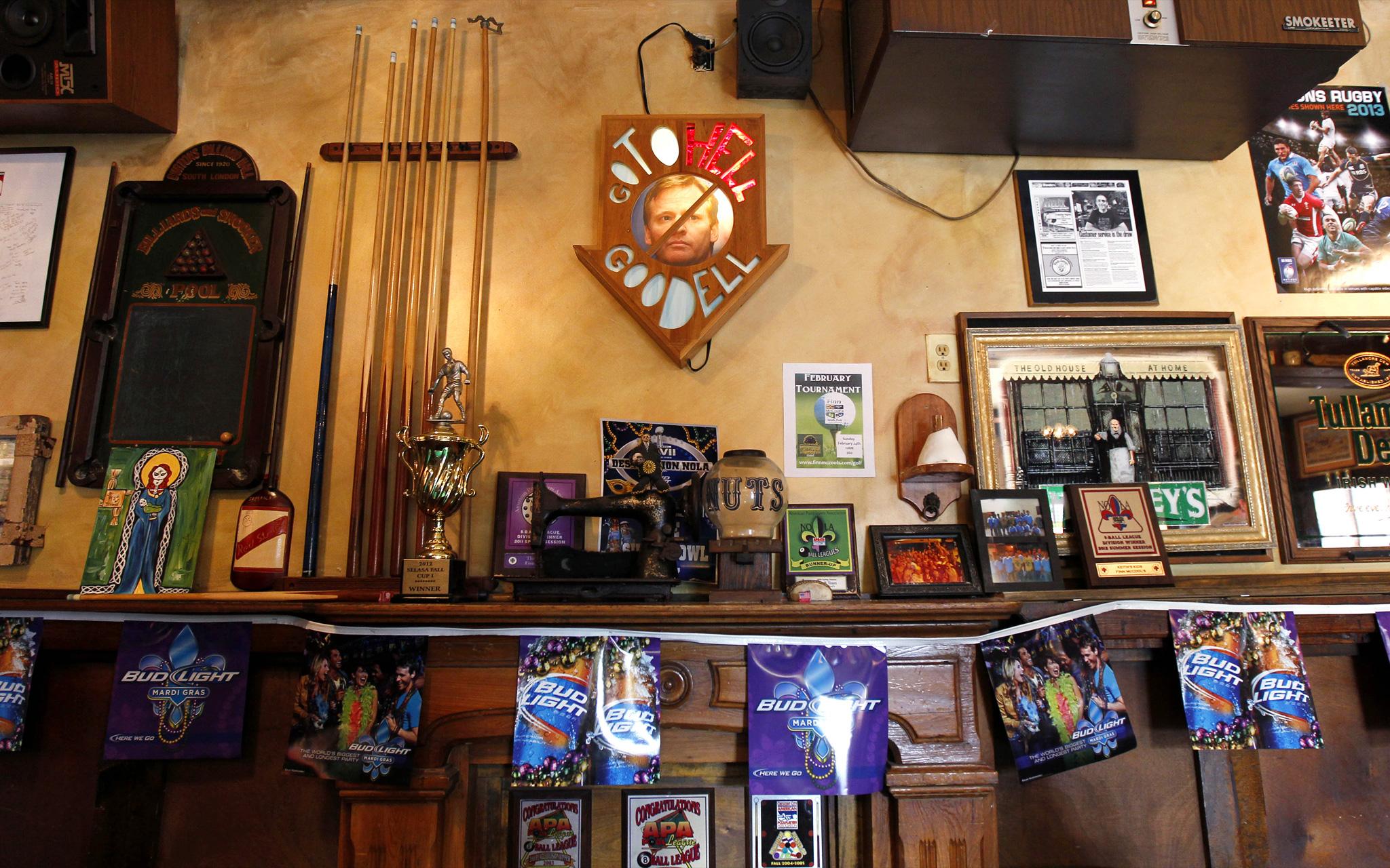 Finn McCool's Pub