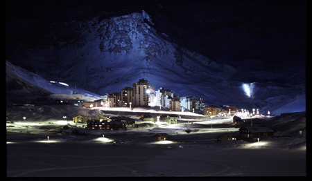 Tignes Lavachet, well past aprs.