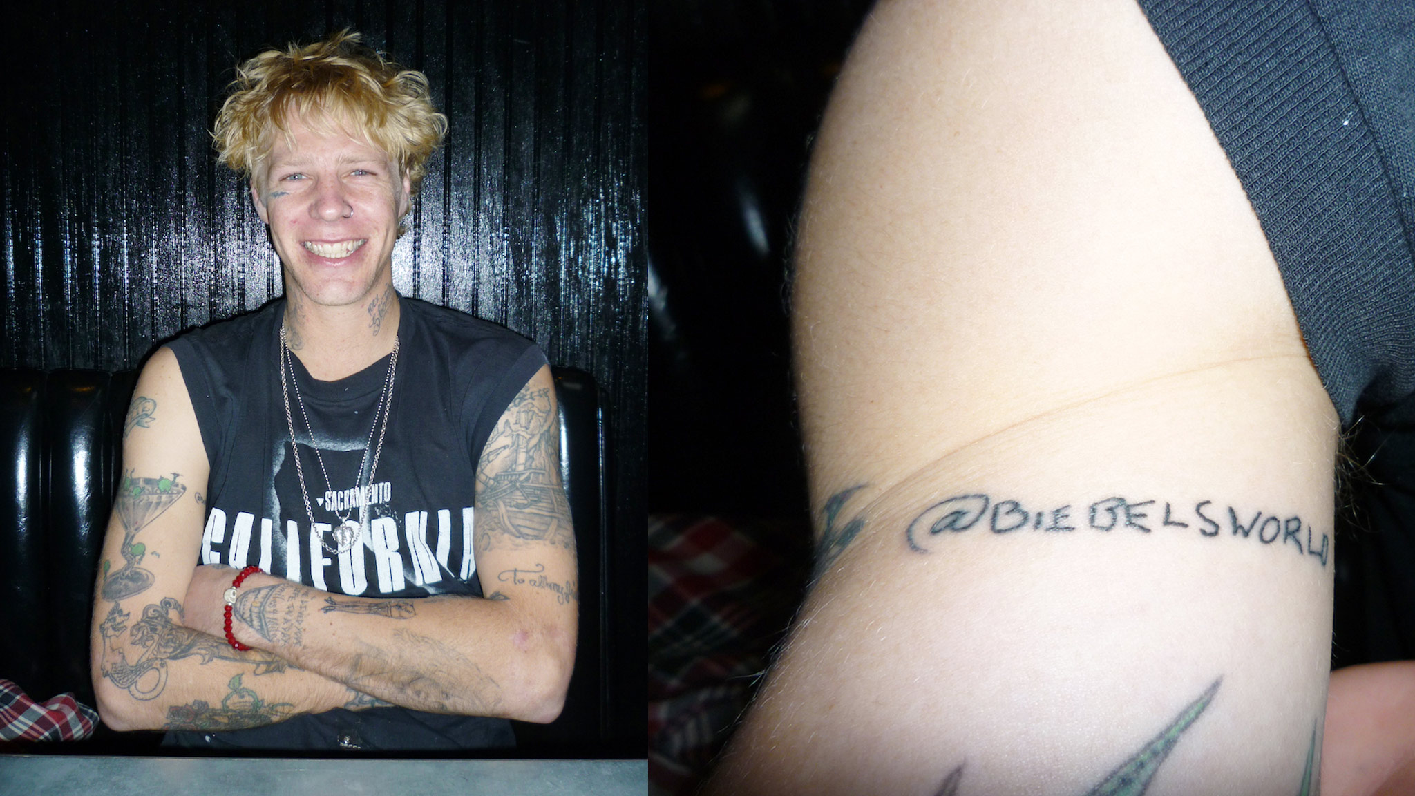 Baker Skateboards pro Braydon Szafranski tells tales of his tattoo adventures.