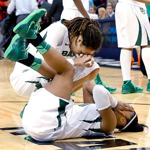 On the other hand, defending national champion Baylor being bounced from the Sweet 16 by Louisville last March was an upset no one saw coming.