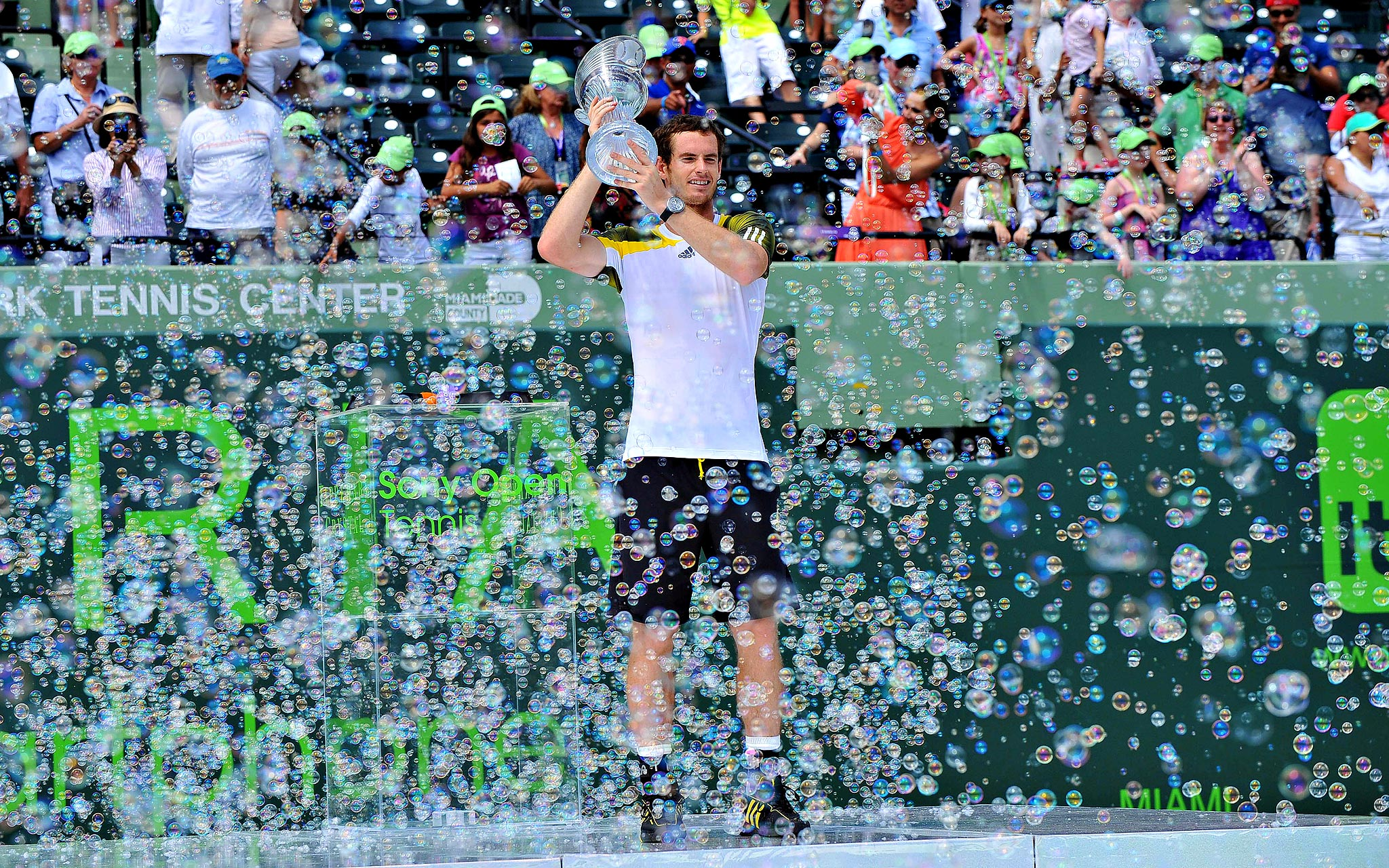 Bubbles For Murray