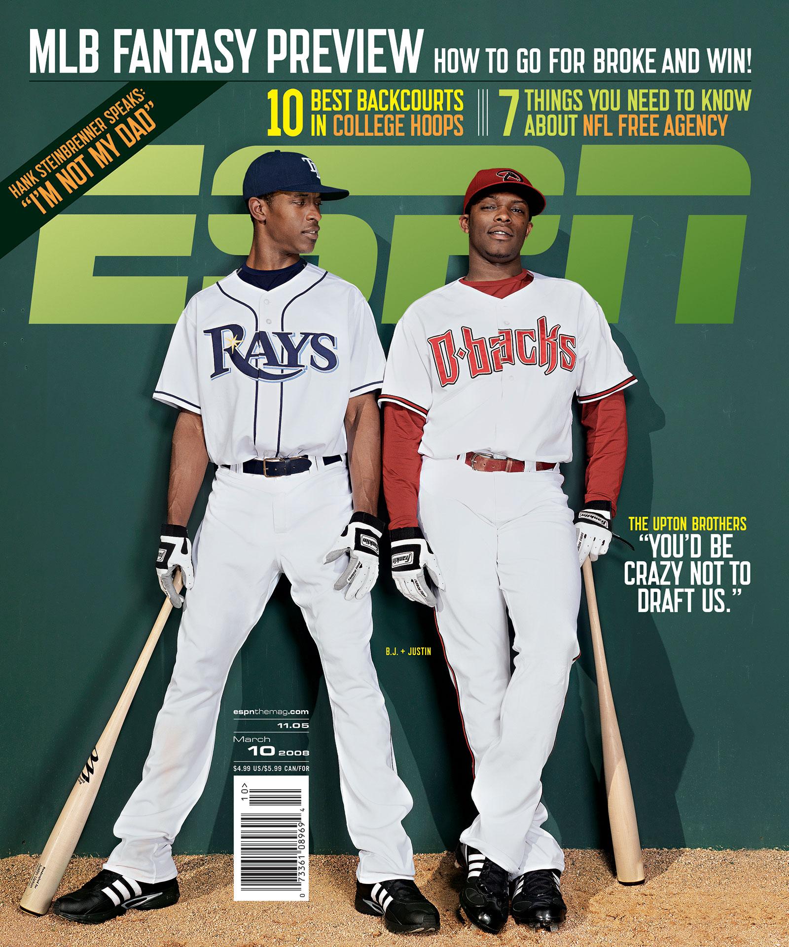 ESPN The Magazine 2008 Covers