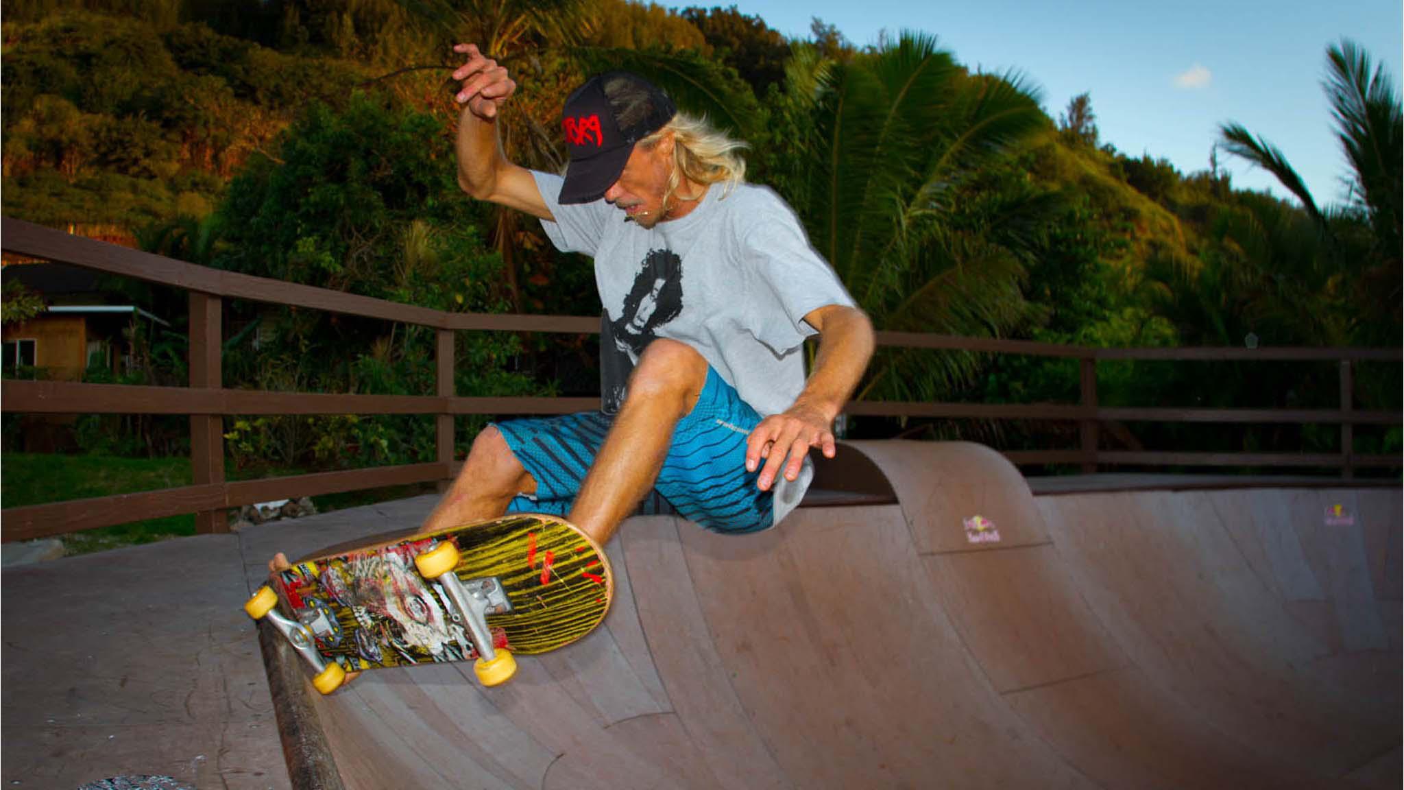 Gavin Beschen, surfer