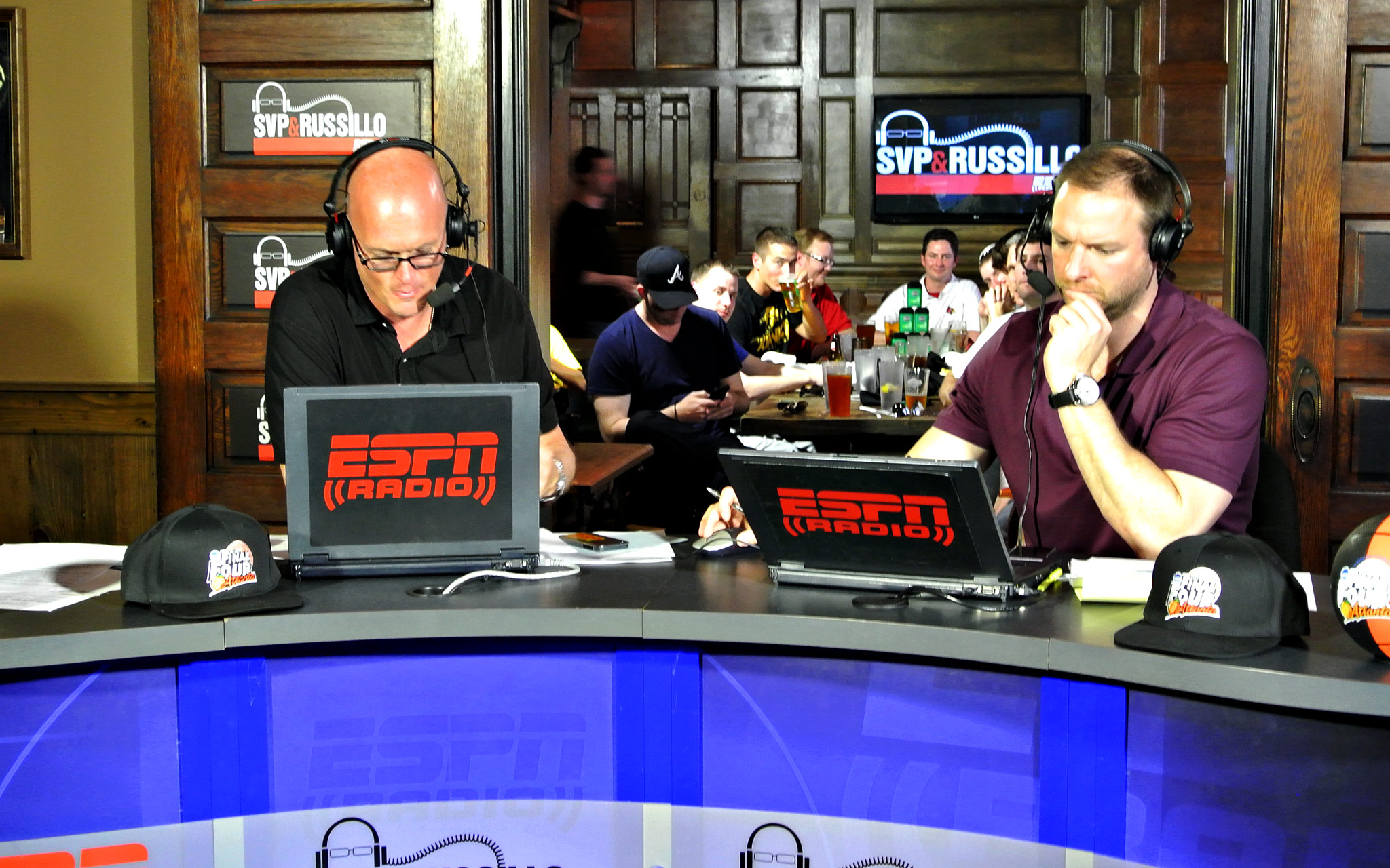 SVP and Russillo