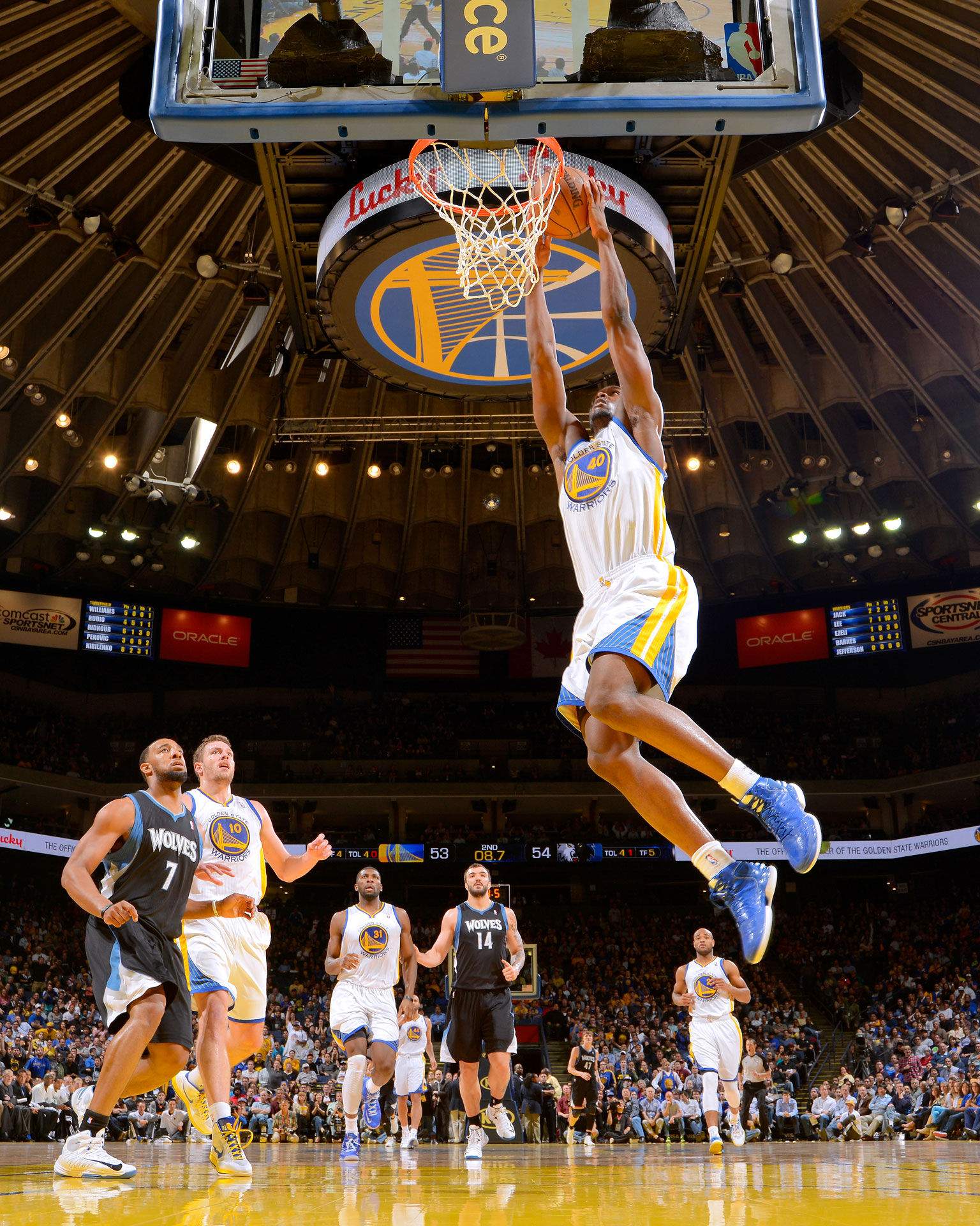 Barnes and dunk