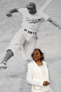 At age 90, Rachel Robinson continues to still be heavily invested in preserving the legacy of her late husband, Jackie. She started the Jackie Robinson Foundation 40 years ago.