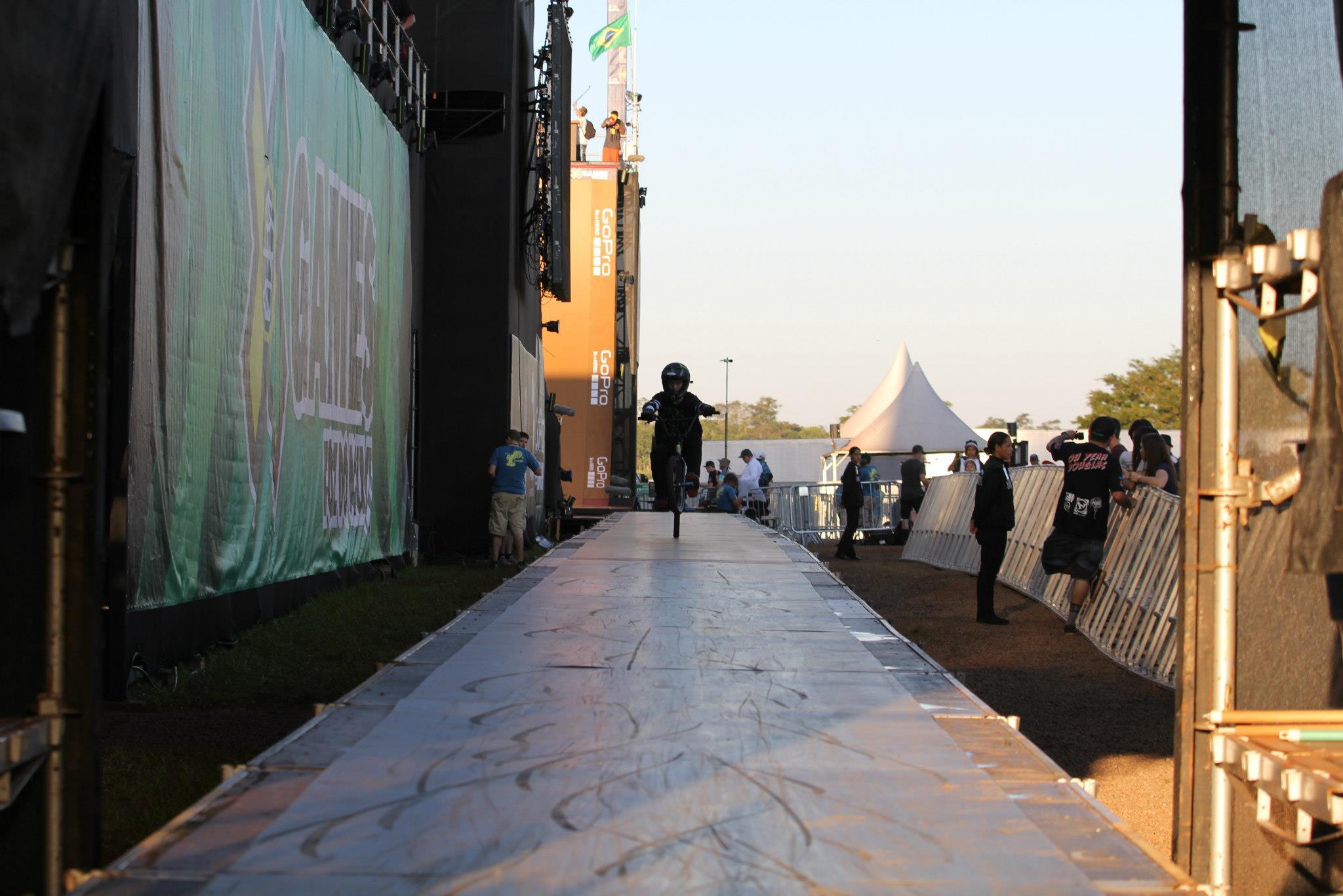 Zack Warden levou a melhor no BMX Big Air dos X Games
