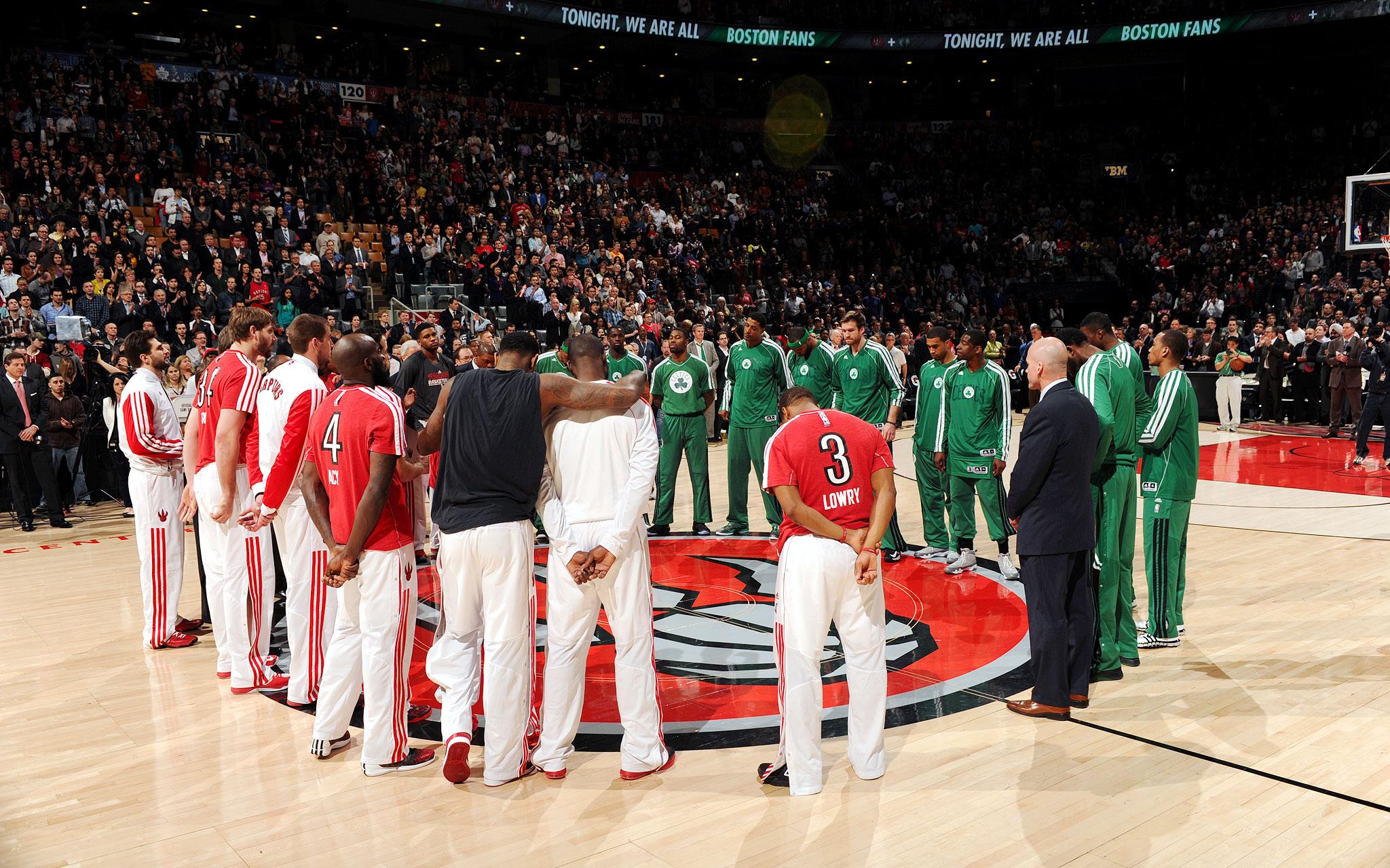 Raptors/Celtics