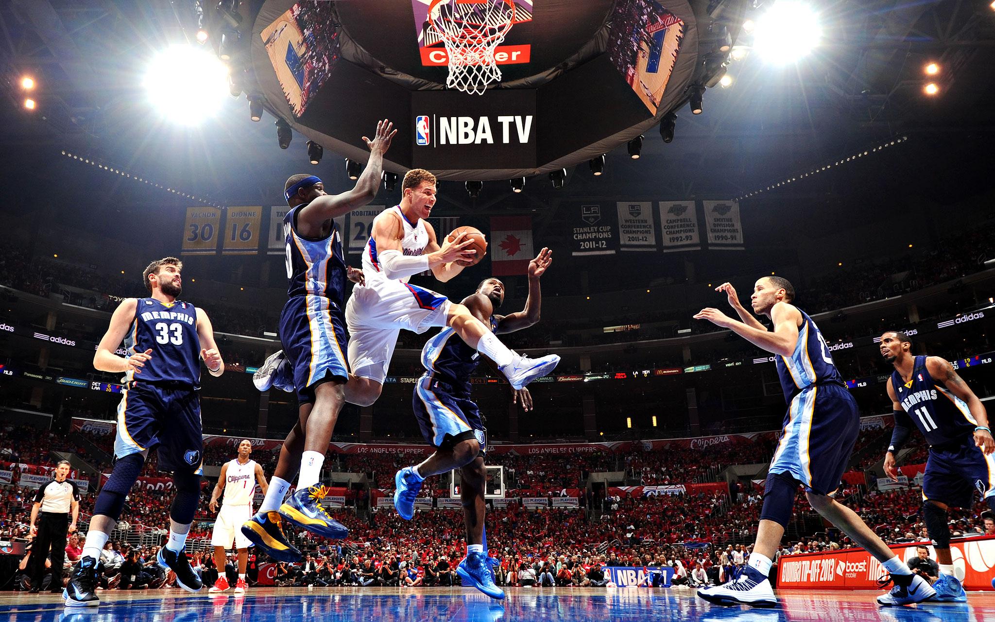 Blake Smash!