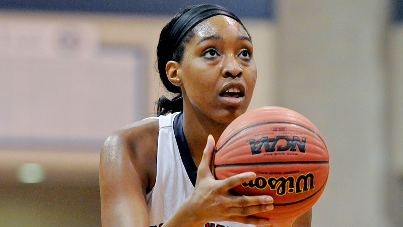 The 6-4 South Carolina recruit is a flat-out winner. As a senior, she averaged 21.4 points and 8.7 rebounds for Providence Day and won her fourth straight North Carolina state championship. She also was named the state Gatorade player of the year and is a WBCA All-American.