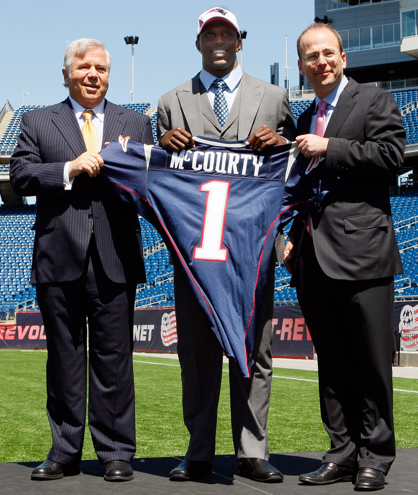 2010: McCourty over Bryant in double trade-down