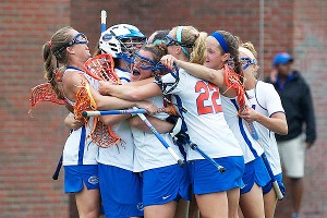 Florida advanced to the lacrosse semifinals after only three years of Division I play.