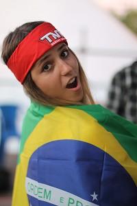 Brazil's pride.