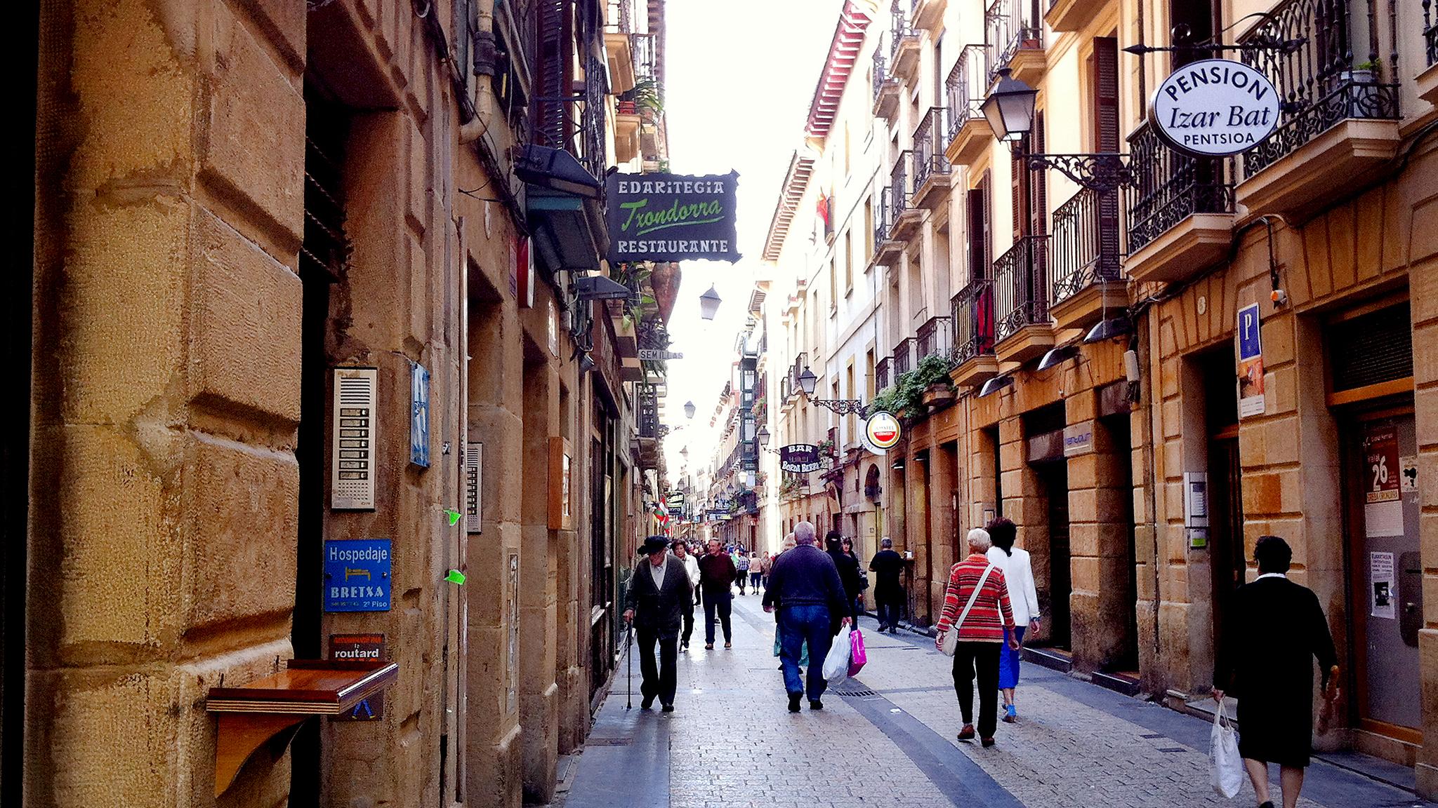San Sebastien, Spain