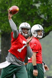 Geno Smith, Mark Sanchez