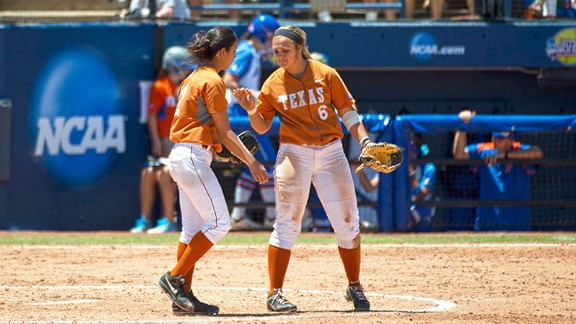 At the beginning of the season, many doubted Texas, but being one of the last four teams standing at the WCWS answered any questions.