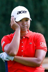 When Yani Tseng said she felt relieved to lose the No. 1 ranking, Karrie Webb, never at ease in the spotlight, understood.